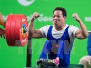 Vietnam impone récord mundial en halterofilia en Paralímpicos Río 2016