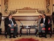 Visita Ciudad Ho Chi Minh fiscal general de Bulgaria