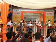 Banco vietnamita SHB inaugura su filial en Camboya