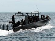 Malasia incrementa medidas de seguridad en el mar