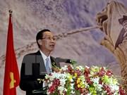 Ciudad Ho Chi Minh y Vientiane fortalecen cooperación bilateral