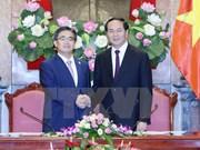 Vietnam estimula a empresas japonesas a aumentar inversiones en el país
