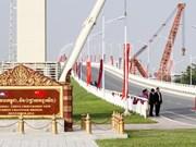 Camboya y China por alcanzar cinco mil millones de dólares en intercambios comercial