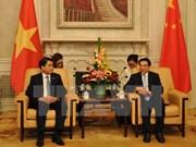 Hanoi y Beijing promueven cooperación y amistad tradicional