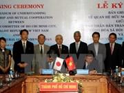 Acuerdan localidades vietnamitas y japonesas aumentar cooperación bilateral