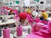 Sector de confección y textil de Vietnam va viento en popa