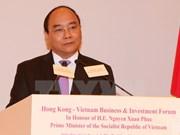 Premier asiste a Foro de Negocios e Inversión Vietnam- Hong Kong