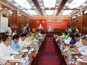 Impulsan cooperación agrícola entre localidades de Vietnam y Laos