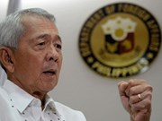 Filipinas reitera compromiso de alianza con Estados Unidos