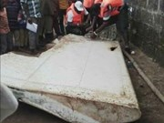 Malasia confirma que restos hallados en Tanzania son del MH370