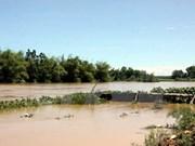 Inundaciones dejan ocho muertos en Vietnam