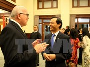 Destacan avances en relaciones Vietnam- Australia