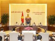 Comité Permanente del Parlamento analiza borrador de ley de planificación
