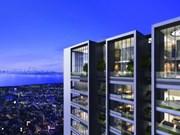 Inician construcción de edificio Vinhomes Riva City en Hai Phong