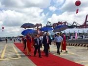 Inauguran otro puerto internacional de contenedor en Ciudad Ho Chi Minh