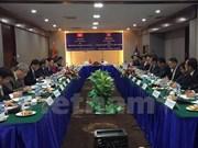 Vietnam y Laos cooperan en sector informativo