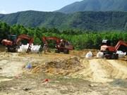 """Vietnam no permite la importación de 160 toneladas de """"lodo de bauxita"""""""