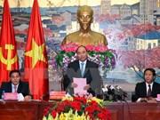 Premier urge a Hai Phong convertirse en ciudad ideal para vivir