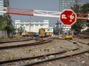 Conectado puente ferroviario entre Camboya y Tailandia