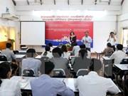Vietnam y Laos fomentan cooperación en gestión y formación periodística