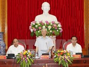Buró Político designa a miembros de Comité Central de Partido de policía de Vietnam