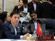 Publican Libro Azul sobre diplomacia de Vietnam 2015