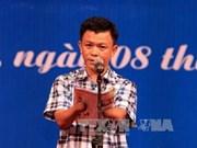 Ayudan a personas vietnamitas con discapacidad para adaptarse al cambio climático
