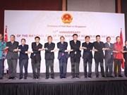 Comercio e inversión, punto relevante en nexos Vietnam-Singapur