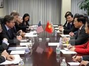 Buscan Vietnam y Estados Unidos aumentar cooperación al desarrollo