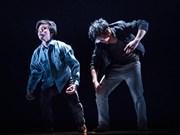 En Ciudad Ho Chi Minh encuentro europeo-asiático en baile contemporáneo