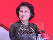 Parlamento de Vietnam apoya cooperación con organizaciones de masas de Laos