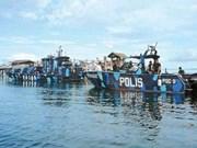 Otro ataque a barco y secuestro en aguas de Malasia