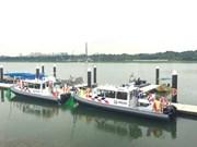 Guardia costera de Singapur tiene otros dos barcos patrulleros