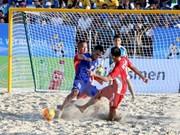 Vietnam lidera temporalmente los Juegos Asiáticos de Playa