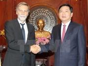 Ciudad Ho Chi Minh impulsa cooperación con Italia en desarrollo urbano