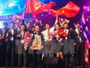 Ocupa Vietnam tercer lugar de concurso de habilidades de ASEAN