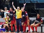 Técnico español Bruno García dice adiós a selección vietnamita de fútbol sala