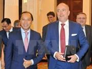 Hungría ratificará pronto Tratado de Libre Comercio Vietnam-UE