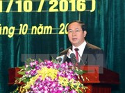 Presidente de Vietnam envía mensaje a AIPA-37