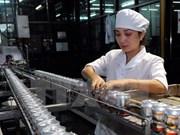 Producción industrial de Vietnam incrementa un 7,4 por ciento