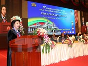 AIPA – 37: Vietnam propuso consolidar confianza entre países miembros de ASEAN