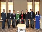 Vietnam y Singapur fortalecen cooperación legislativa