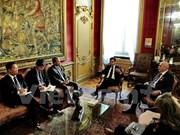 Fomentan cooperación interregional Vietnam - Italia