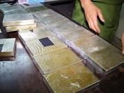 Myanmar elabora nueva política de control de drogas