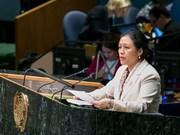 Vietnam reitera en Nueva York apoyo a desarme integral y radical