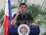 Mayoría de los filipinos satisfechos con presidente Duterte