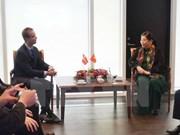 Considera Vietnam importantes relaciones con Dinamarca