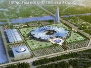 Construyen mayor centro de exhibiciones en Hanoi
