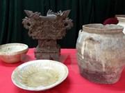 En Alemania exposición de tesoros antiguos de Vietnam