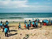 Impulsan protección de medio ambiente marino en provincia survietnamita